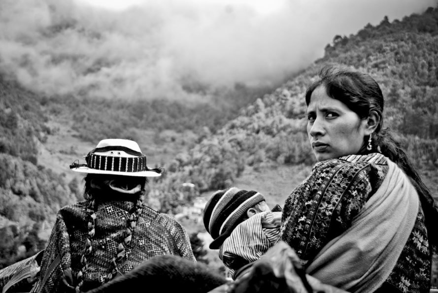 Guatemala, Central America, Dia de Los Muertos, Day of the Dead, women, people
