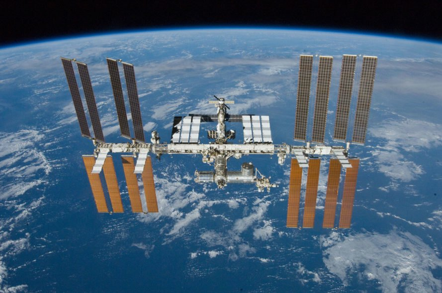 Trump wants to withdraw funding for International Space Station