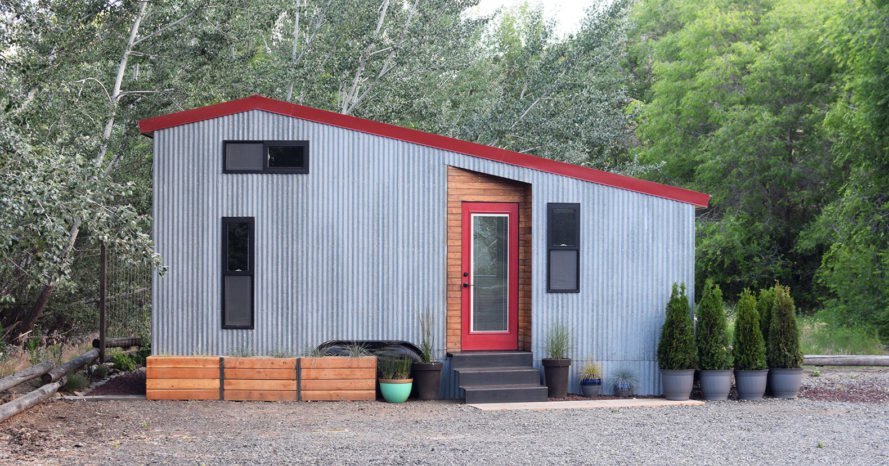 SHED tiny house, tiny house, tiny home, architecture, design, exterior