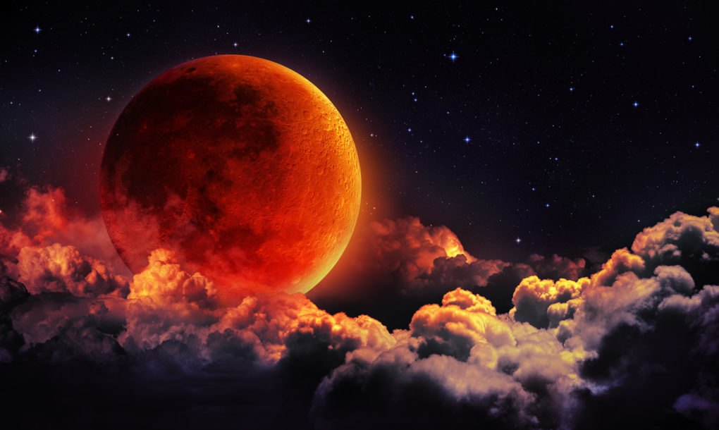 Super Blue Blood Moon Eclipse To Occur Next Week For The