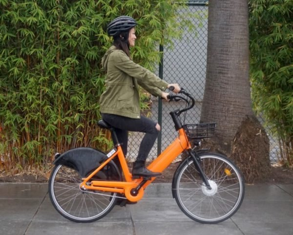 electric bike, Spin electric bike, e-bike
