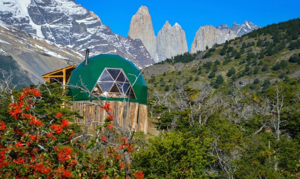 The Ecocamp Geodesic Dome Retreat In Patagonia Is Out Of