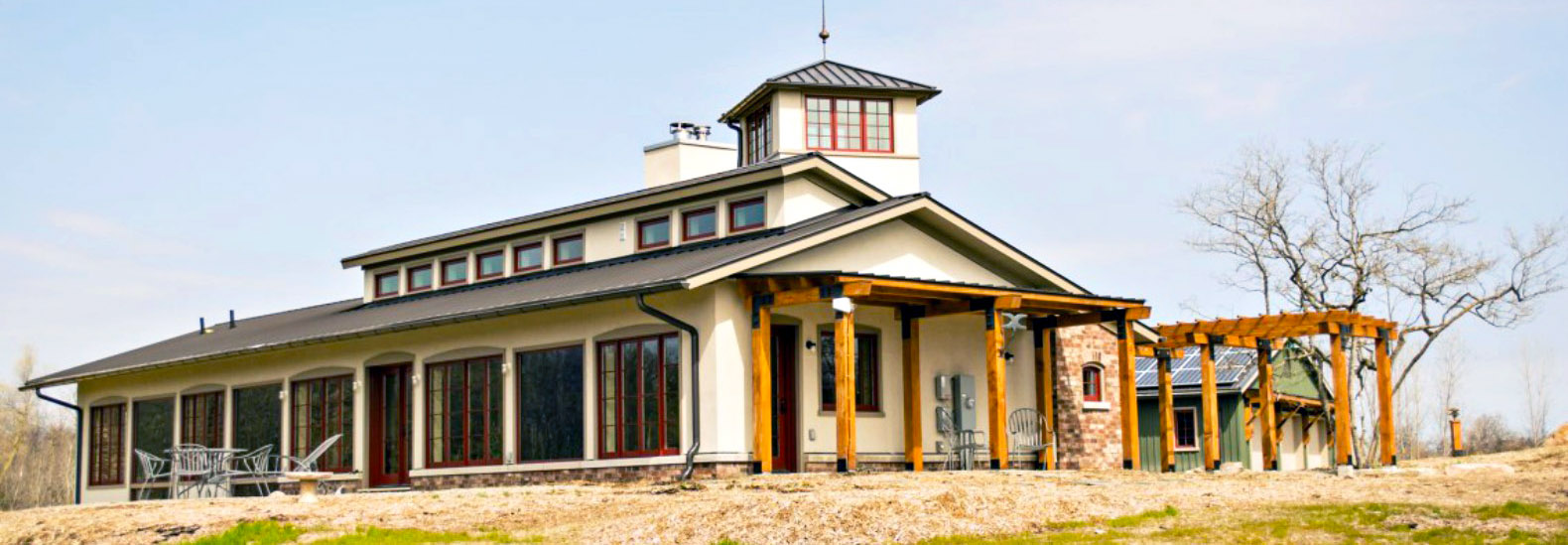 . This idyllic 15 acre farmhouse is the world s second  Living