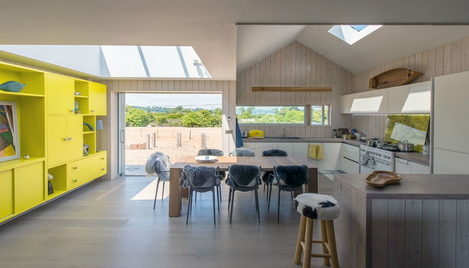 Rx architects chalfront residence timber home sussex timber homes sustainable family homes