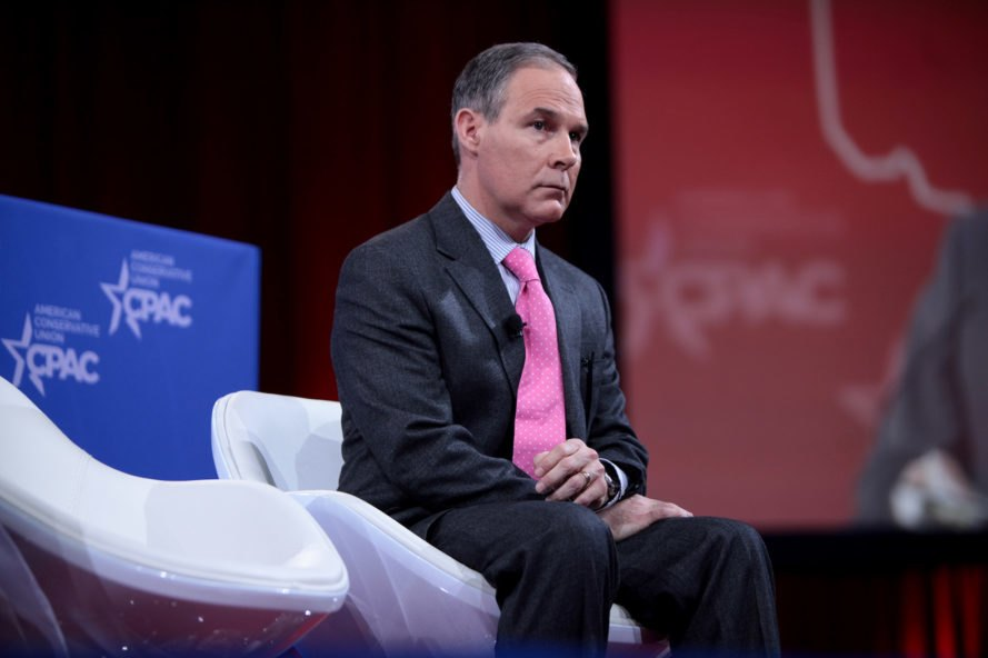 Scott Pruitt, Pruitt, EPA, Conservative Political Action Conference, attorney general, politician, Republican