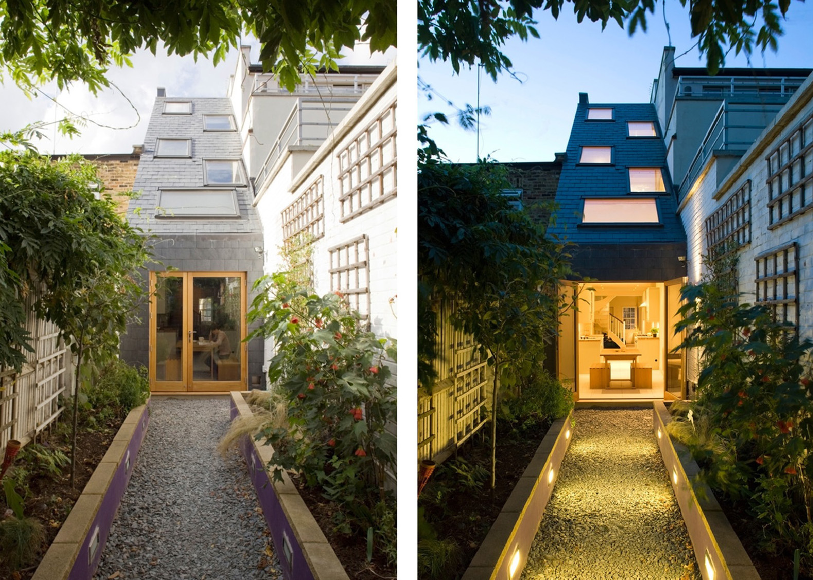 Skinny 91 Inch Wide House In London Gets Tons Of Sun