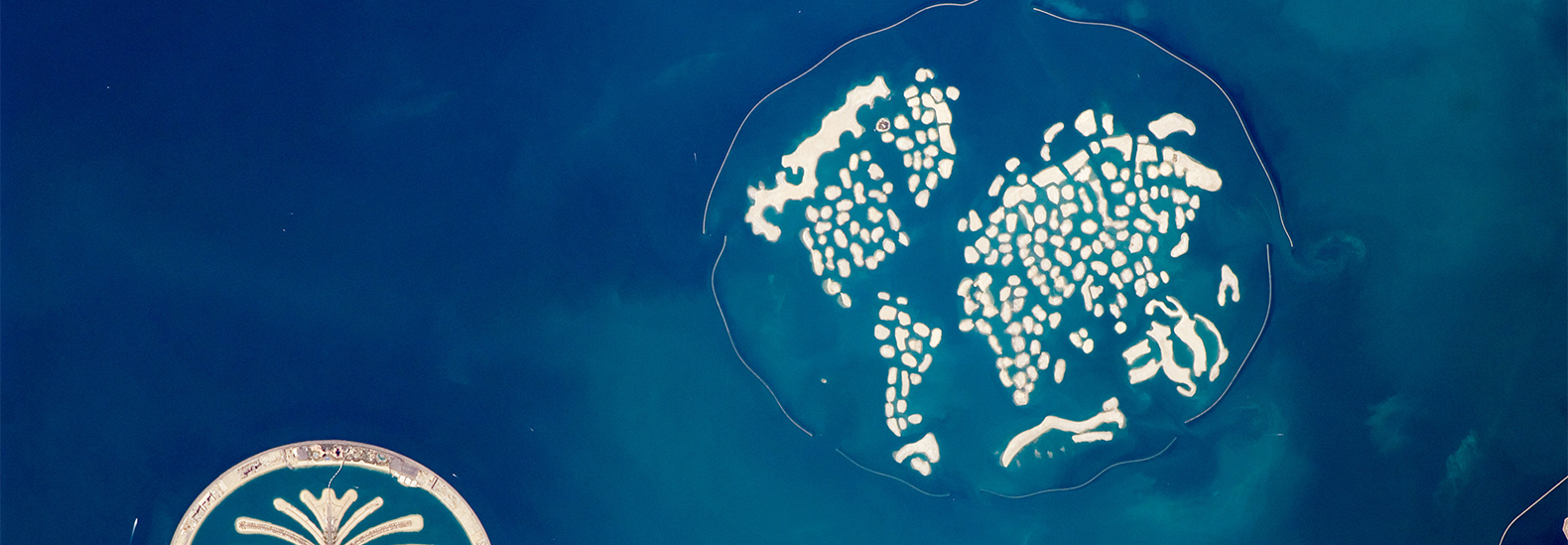 300 Artificial Islands In Dubai, U0027The World,u0027 May Get Another Chance