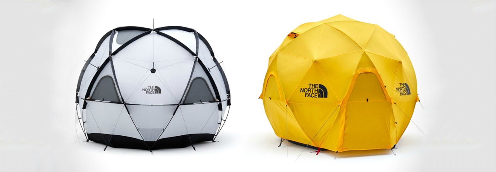 The North Face unveils a geodesic tent that can withstand 60 mph winds & The North Face unveils a geodesic tent that can withstand 60 mph ...