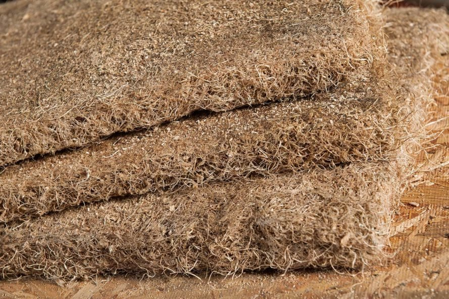 Thermoroot, Rootman, Rootman Thermoroot, insulation, roots, fiber, green insulation, sustainable insulation