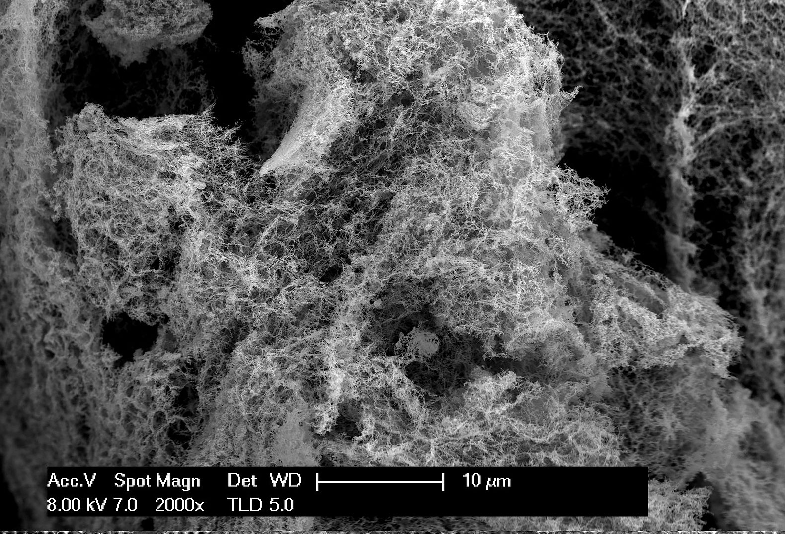 New nanofoam catalyst generates hydrogen from water quickly and cheaply