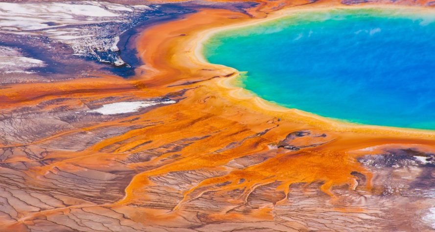 Yellowstone, Yellowstone supervolcano, Yellowstone volcano