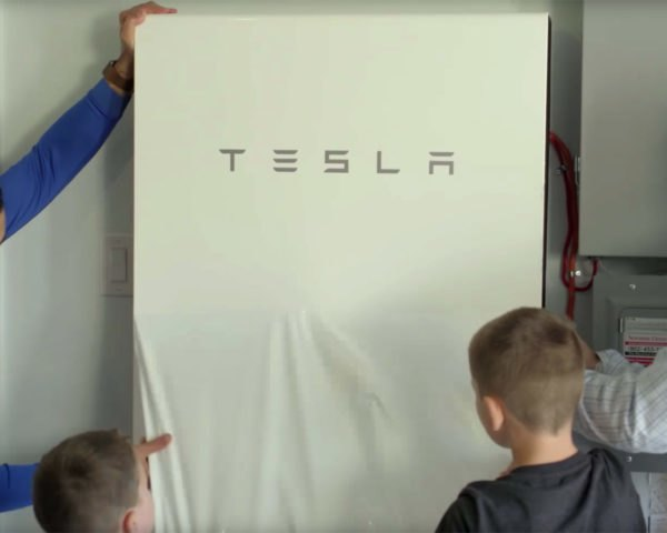 Tesla, Powerpack, Nova Scotia Power, Powerpack batteries