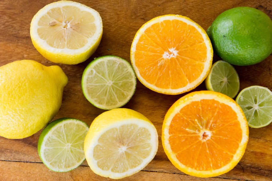Produce, food, citrus, oranges, lemons, limes, fruit