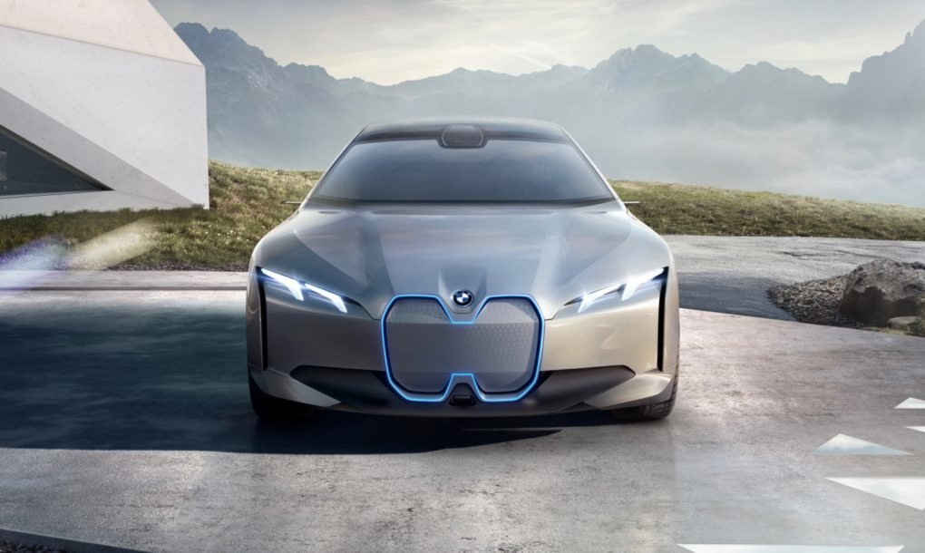 BMW confirms the i4 electric sedan will arrive by 2025 ...