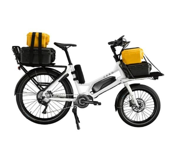 CERO One, CERO, electric bike, e-bike, luggage