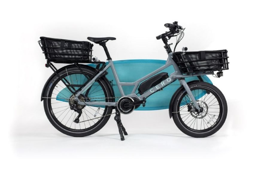 CERO One, CERO, electric bike, e-bike, surfboard