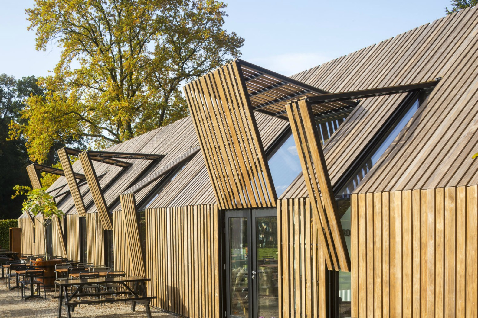 70F architecture Hof van Duivenvoorde Duivenvoordes Courtyard movable buildings transparent buildings & Petting Farm Nominated for 2009 World Architecture Award | Inhabitat ...