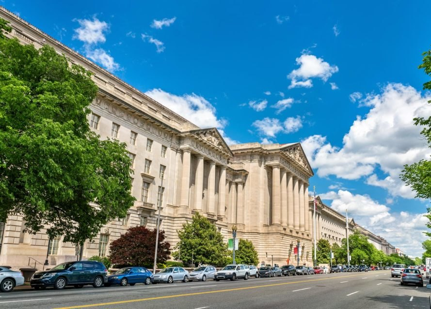 Environmental Protection Agency, EPA, Washington DC, EPA building, building, architecture