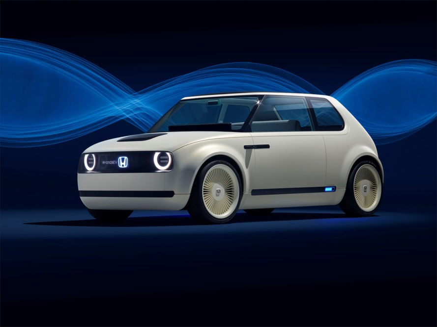 Honda, Honda Urban EV, Honda Urban EV Concept, Urban EV, Urban EV Concept, electric car, electric vehicle, concept car