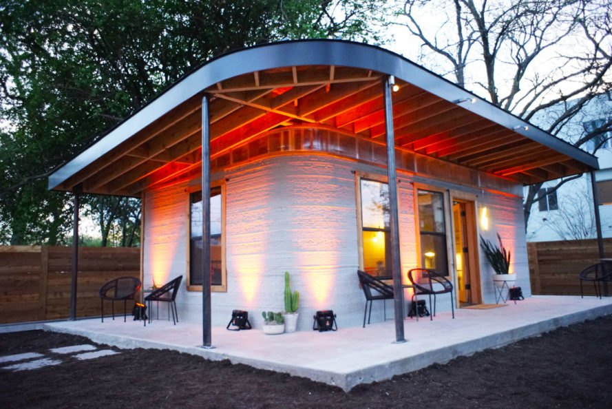 Icon new story 3d printing inhabitat green design - How to get a 3d printed house ...