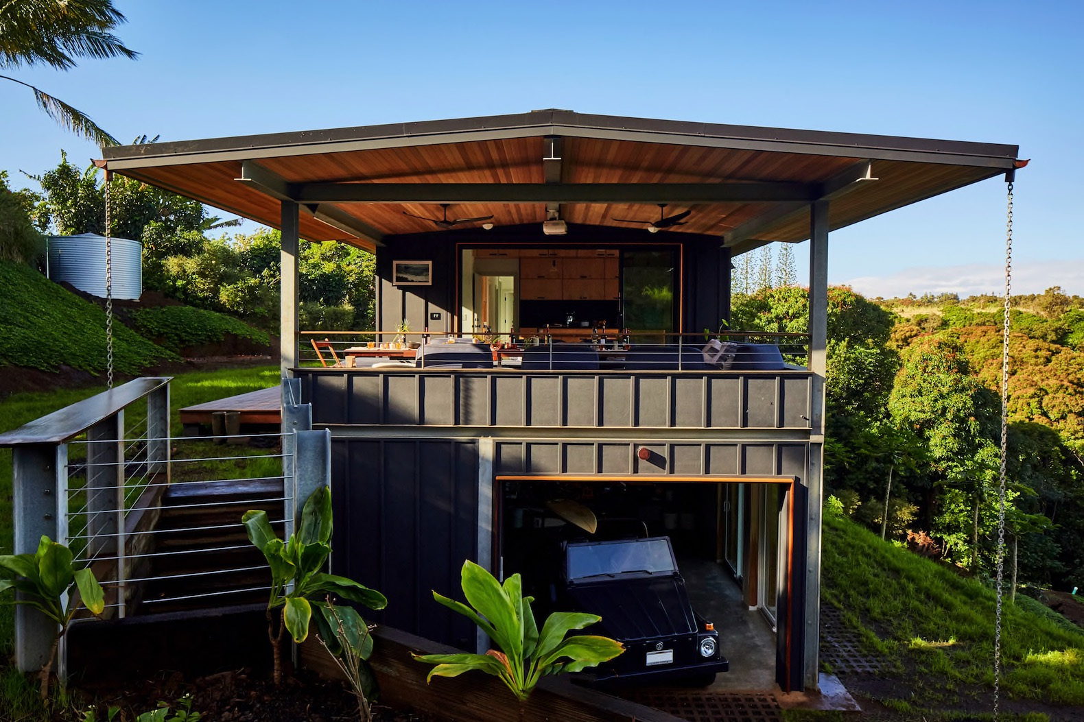 punch off the grid home design. LifeEdited S Newest Home Brings Off Grid Luxury To Maui Sustainable Home  Inhabitat Green Design Innovation