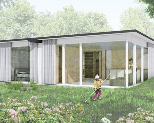 Movable House, Rahbaran Hürzeler Architekten, prefab movable house, flexible modular house