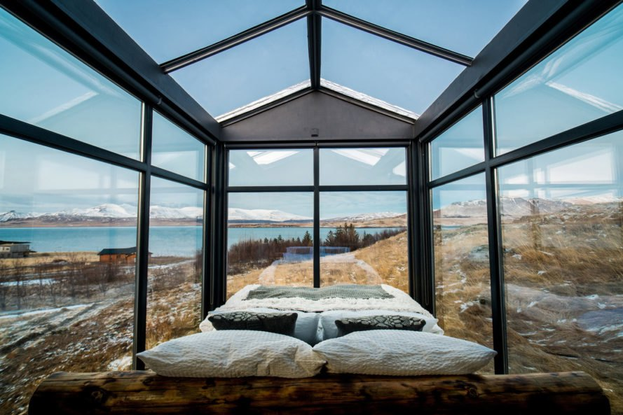 Glass House Iceland