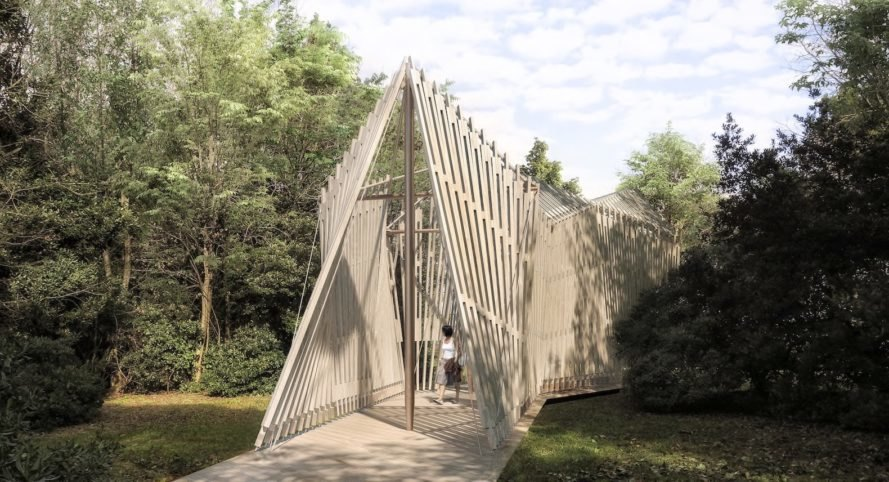 Foster+Partners unveil design for first-ever Vatican Pavilion at the Venice Architecture Biennale