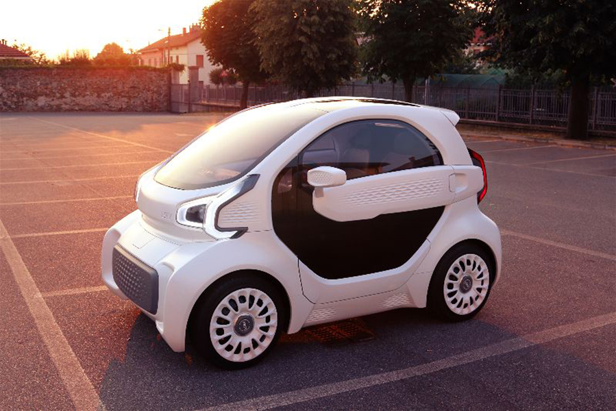 World\'s first mass-producible 3D-printed electric car will cost ...