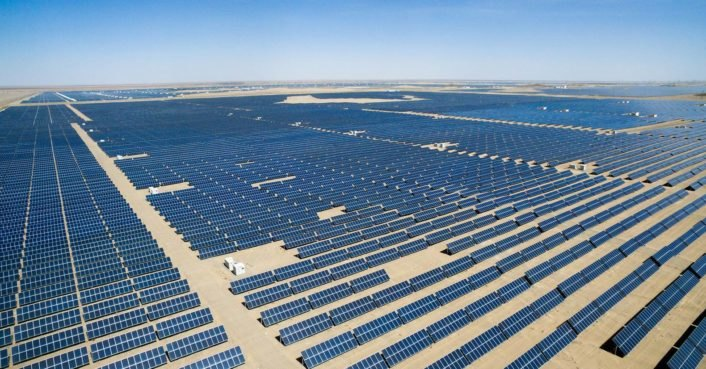 World's largest solar energy project will be 100 times bigger than any other on the planet