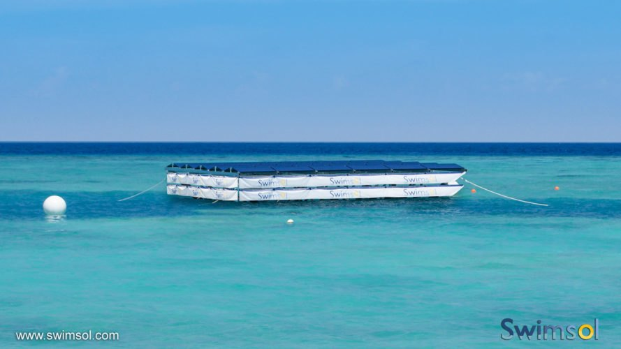 Swimsol, SolarSea, floating solar, solar power, solar energy, Maldives, renewable energy, floating
