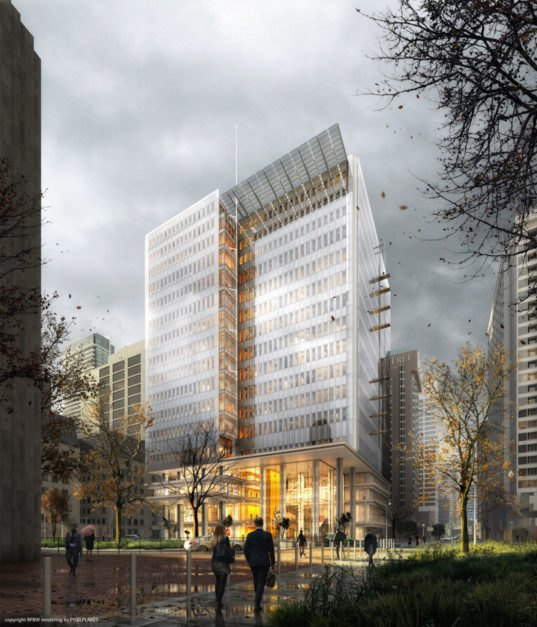 renzo piano reveals designs for toronto courthouse. Black Bedroom Furniture Sets. Home Design Ideas