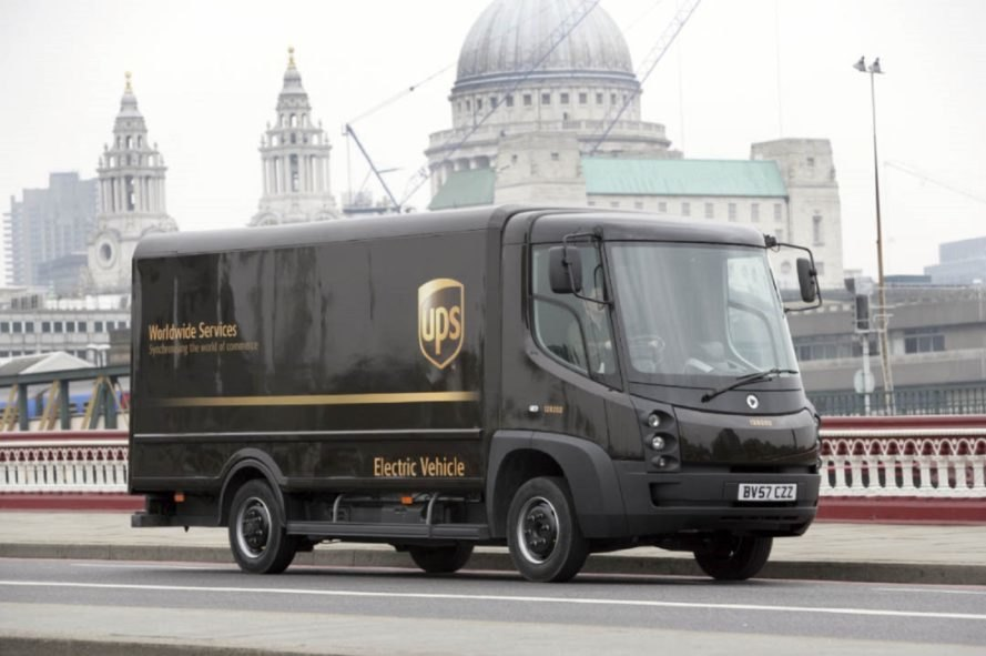 Ups Declares The Quot Beginning Of The End Quot For Combustion