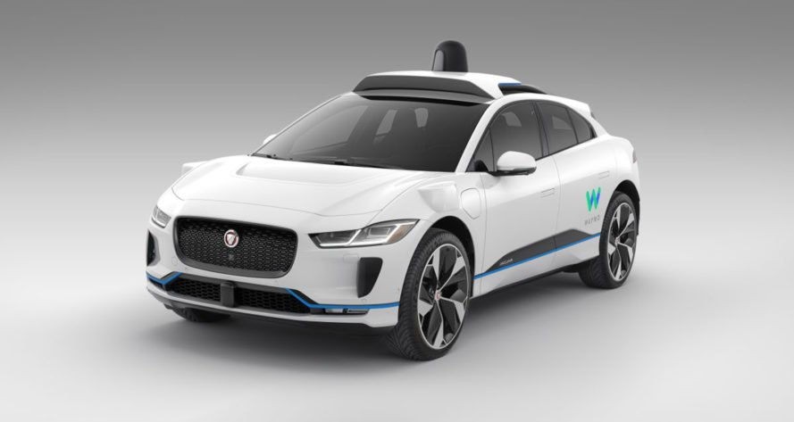 Jaguar Land Rover to supply self-driving cars to Google's Waymo