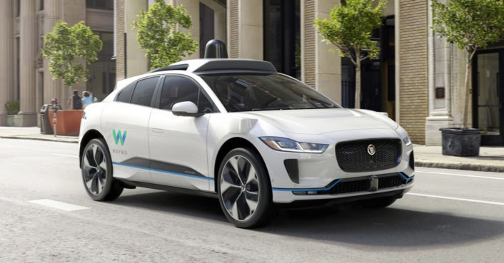 waymo adds 20 000 jaguar electric suvs to its self driving car service inhabitat green. Black Bedroom Furniture Sets. Home Design Ideas