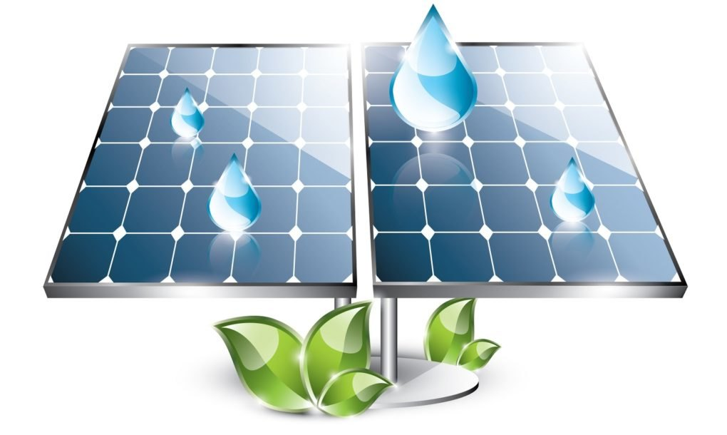New Hybrid Solar Panel Harvests Energy From Raindrops