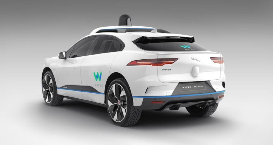 Waymo, self-driving car, self-driving SUV, Waymo SUV