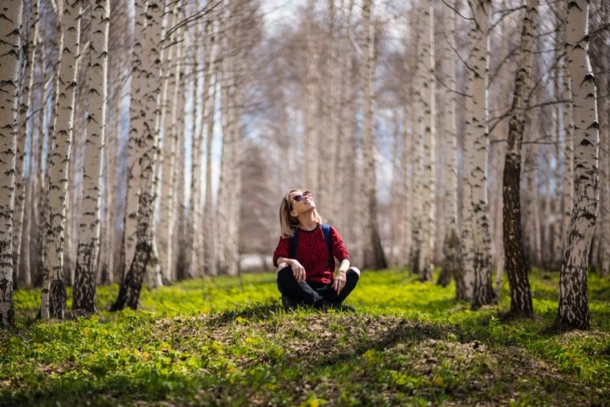 being in nature, nature walking, forest bathing benefits, Japanese forest bathing, health benefits of nature