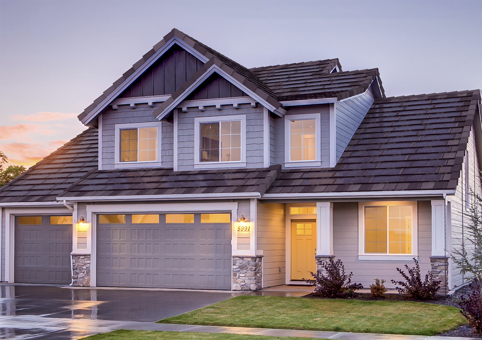 New 3 in 1 Roof solar tiles power your house for half the price of a Tesla roof