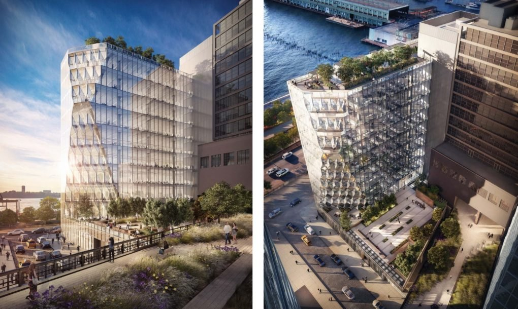 Studio Gang S 40 Tenth Avenue Tower Tops Out Near Nyc S