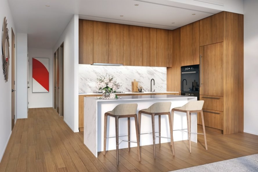 570 Broome, Builtd, 570 Broome by Builtd, Skidmore Owings & Merrill, kitchen, condominium, New York City