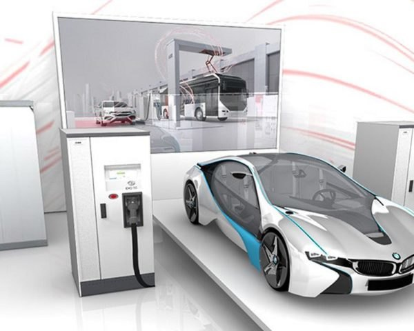ABB develops electric car charging technology