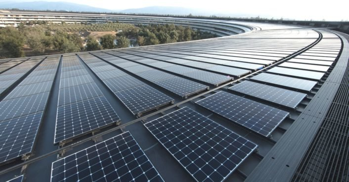 """Apple is now """"globally powered by 100% renewable energy"""""""