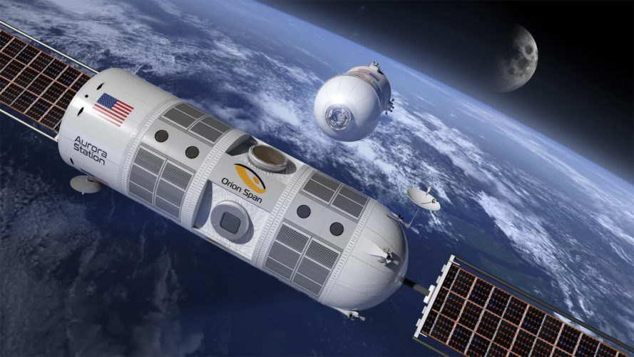 space, ISS, low orbit hotel, travel to low orbit, travel to space, Aurora station, flights to space, luxury space hotel, Orion Span, private flights to space, space hotel, space tourism, Space tourism flights, space travel,