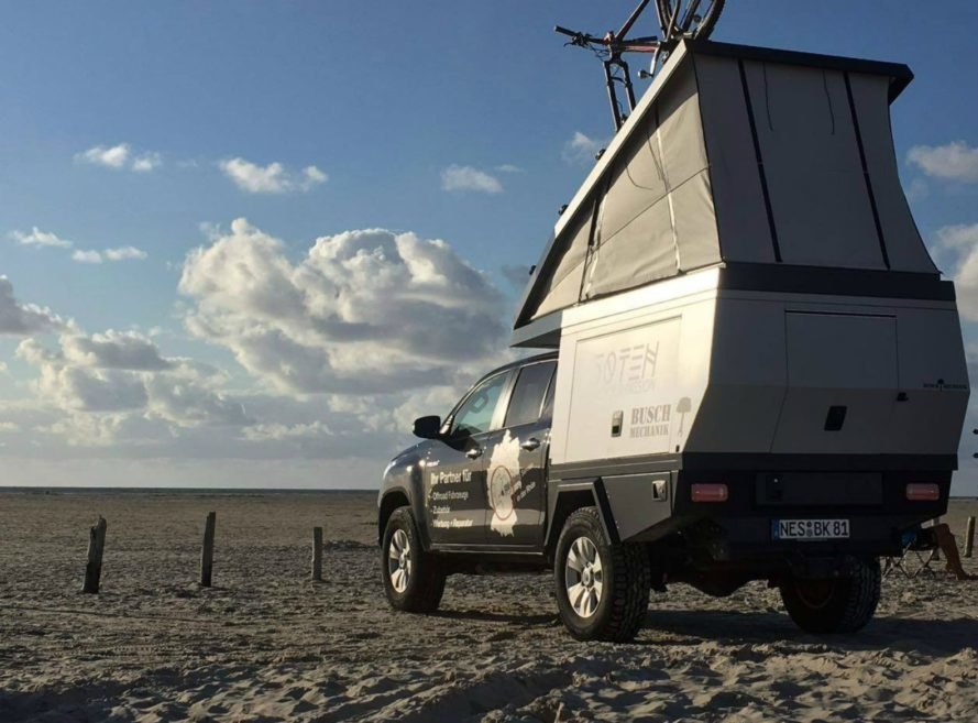 Fiftyten Adventure Vehicles, Fiftyten Adventure Vehicle System, pop up camper, diy camper, truck campers, truck bed campers, diy campers, traveling camper kits, converting a truck bed into a camper, traveling campers, rooftop tent for trucks, popup rooftop tents, custom trucks, diy truck campers
