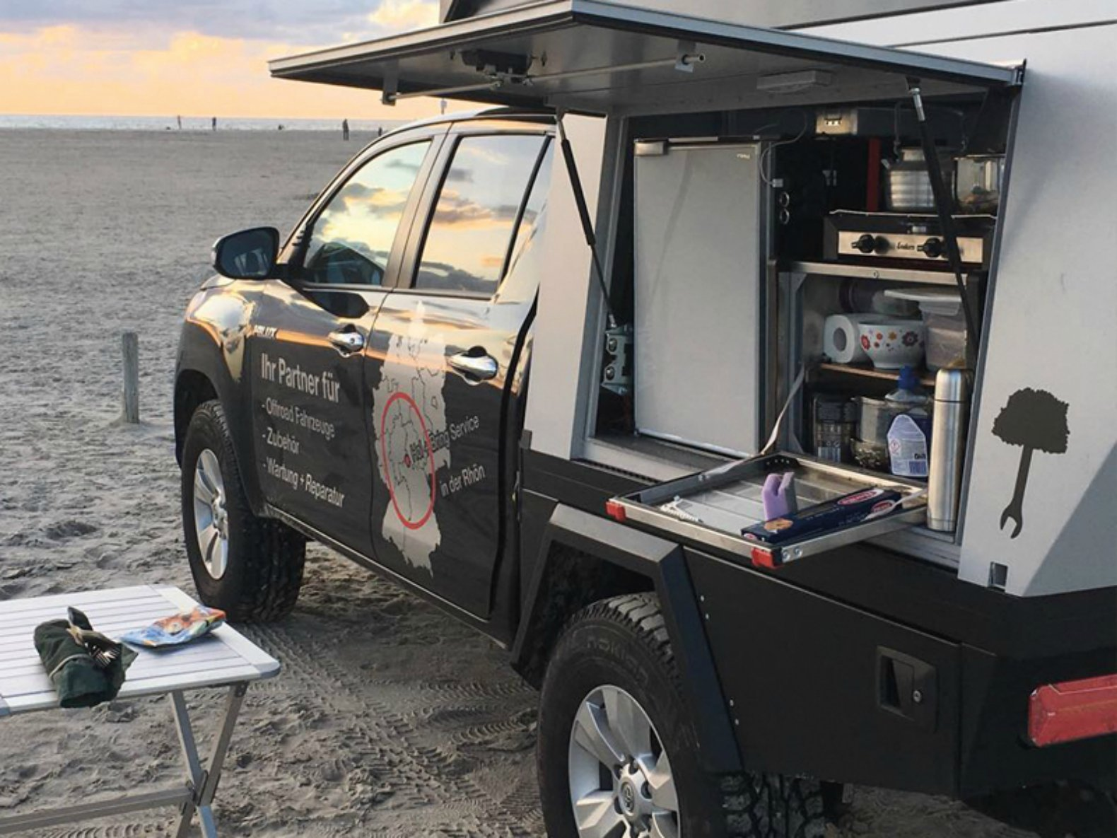 Fiftyten Adventure Vehicles Vehicle System Pop Up Camper Diy