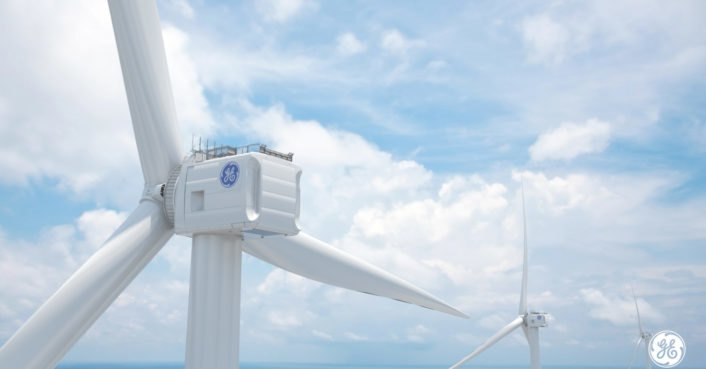 General Electric to debut world's largest wind turbine in UK