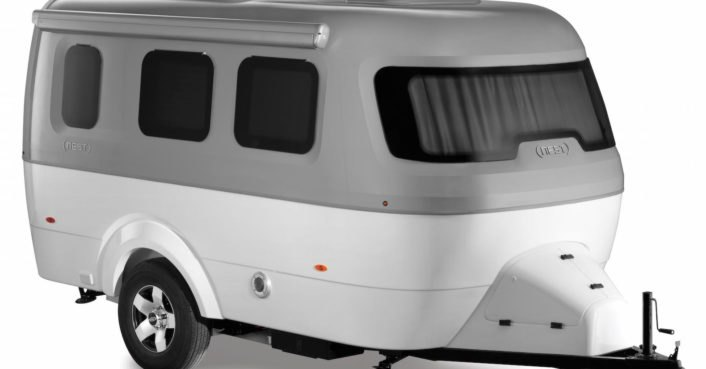 Airstream launches its first-ever fiberglass camper for under $50K
