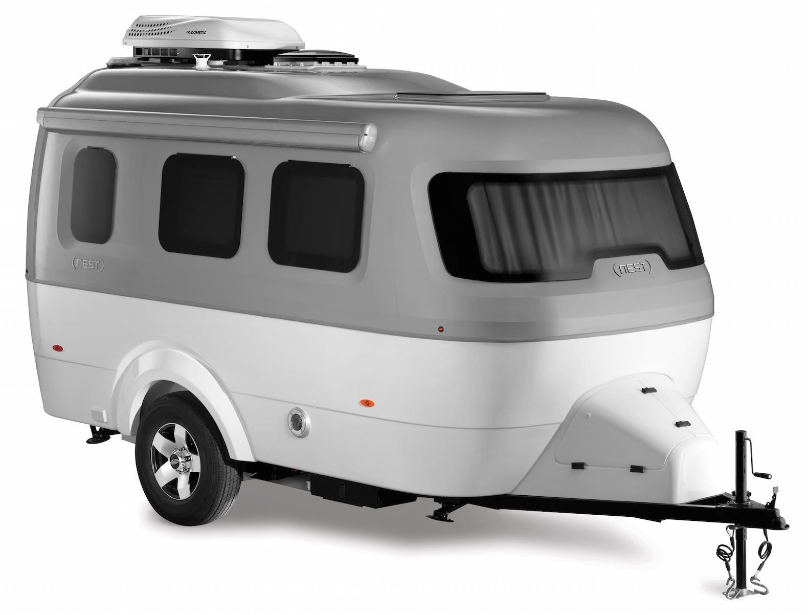 Airstream Launches Its First Ever Fiberglass Camper For Under $50K