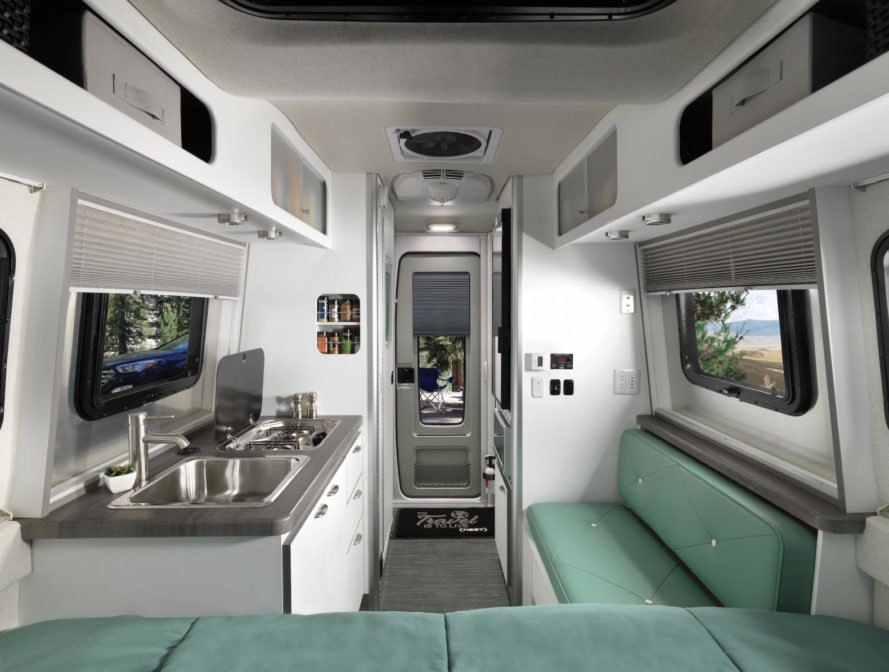 Airstream Trailer With Kitchen For Sale